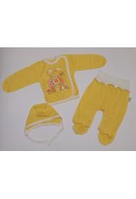 комплект 3-ка для новорожденных 8
