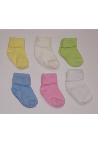 носочки для новорожденных (тонкие)