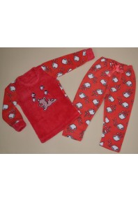 Пижама теплая (флиз)