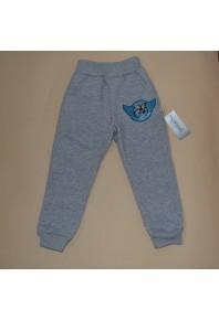 Теплые штаны с карманами (трехнитка) 019