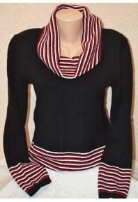 свитер-хомут