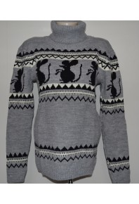 свитер мышки